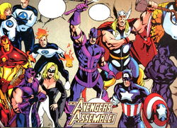 Avengers (Earth-110) from Big Town Vol 1 1 002.jpg