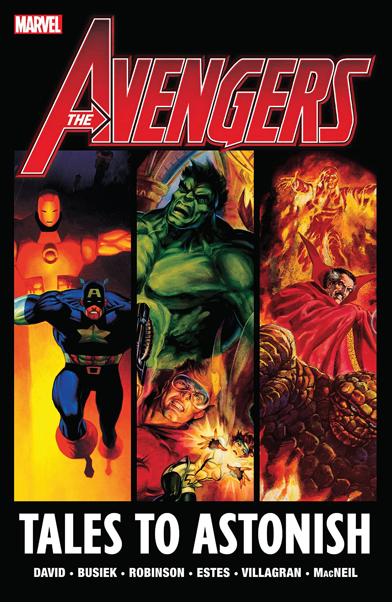 Avengers: Tales to Astonish TPB Vol 1 1