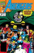 Avengers Vol 1 332