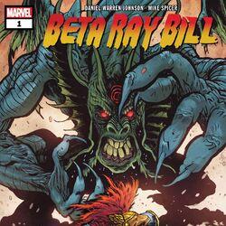 Beta Ray Bill Vol 1 1