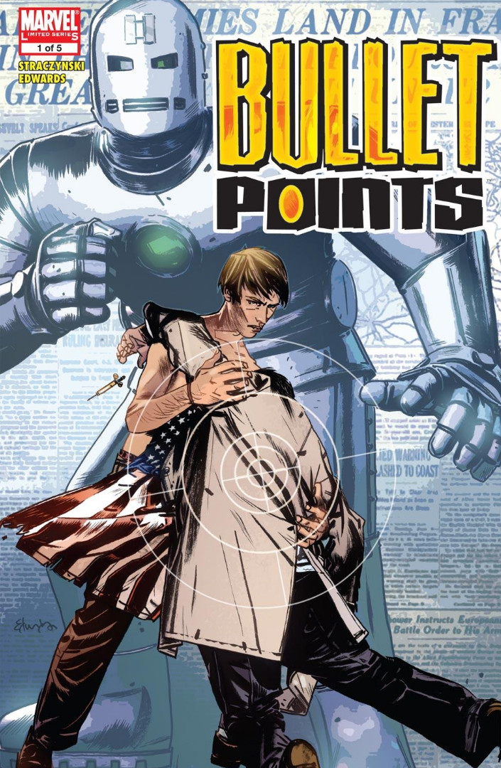 Bullet Points Vol 1 1