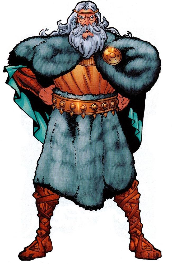 Buri (Earth-616)