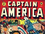 Captain America Comics Vol 1 31