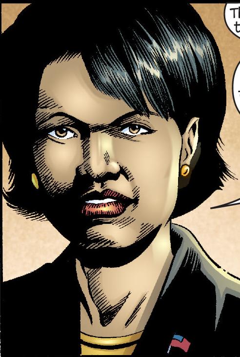 Condoleezza Rice (Earth-4321)
