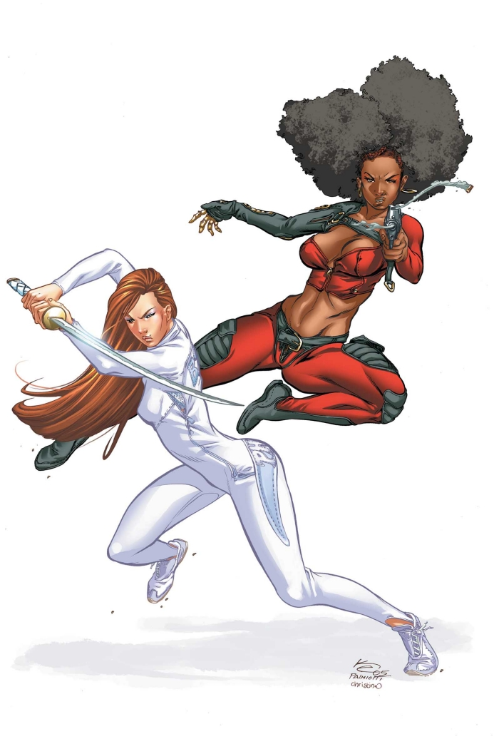 Daughters of the Dragon (Earth-616)/Gallery