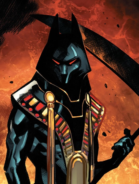 Death (First Horsemen) (Earth-616)