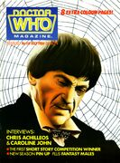 Doctor Who Magazine Vol 1 114