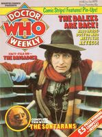 Doctor Who Weekly Vol 1 8