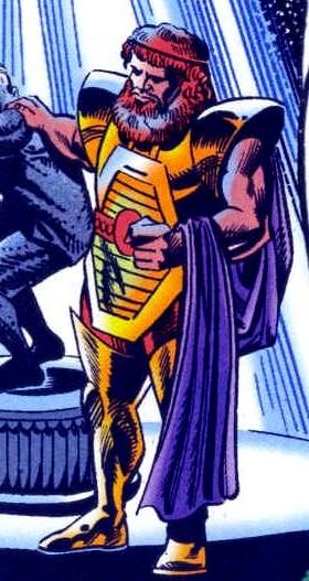 Doctor Zeus (Earth-616)