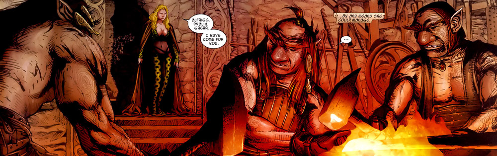 Alfrigg (Earth-616)