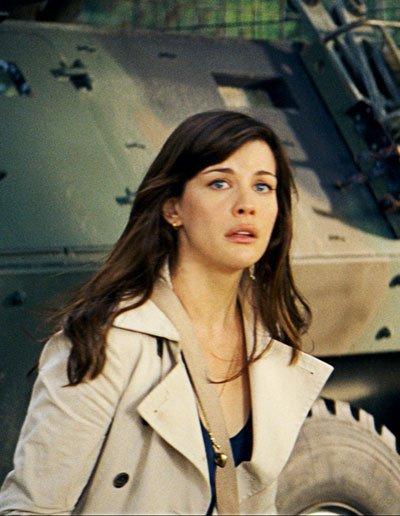 Elizabeth Ross (Earth-199999)