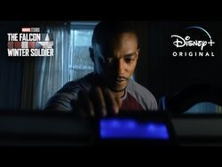 Finale - Marvel Studios' The Falcon and The Winter Soldier - Disney+