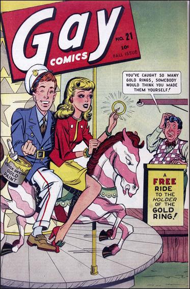 Gay Comics Vol 1 21