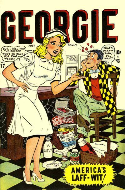 Georgie Comics Vol 1 17