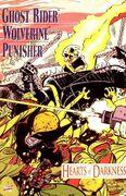Ghost Rider Wolverine Punisher Hearts of Darkness Vol 1 1