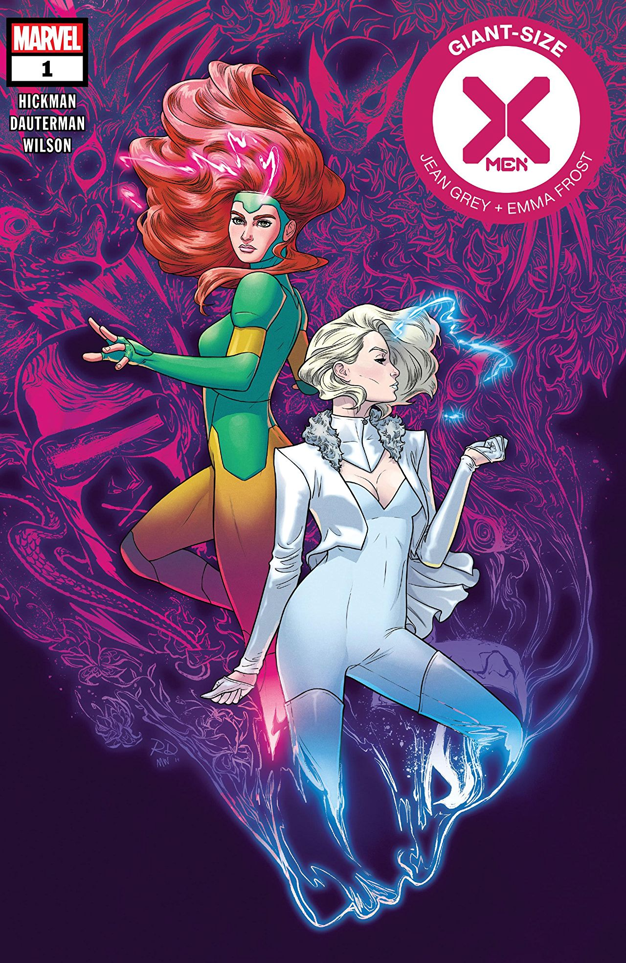 Giant-Size X-Men: Jean Grey and Emma Frost Vol 1