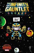 Infinity Gauntlet Vol 2 1 Baby Variant Textless