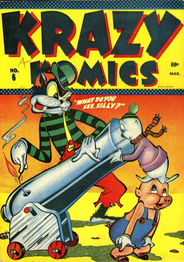 Krazy Komics Vol 1 6