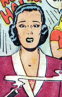 Margaret Saunders (Earth-616)