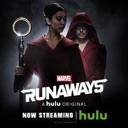Marvel's Runaways poster 012