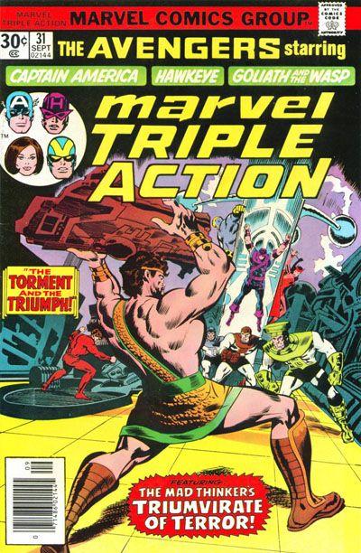 Marvel Triple Action Vol 1 31