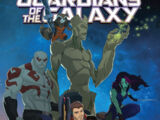 Marvel Universe Guardians of the Galaxy Vol 1 1
