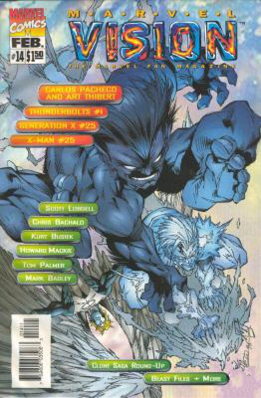 Marvel Vision Vol 1 14