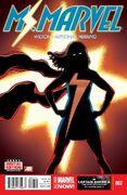 Ms. Marvel Vol 3 2