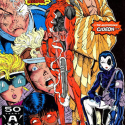 New Mutants Vol 1 98