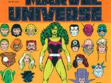 Official Handbook of the Marvel Universe Master Edition Vol 1 6