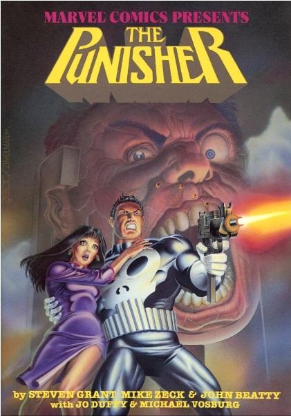 Punisher: Circle of Blood TPB Vol 1 1