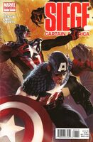 Siege Captain America Vol 1 1
