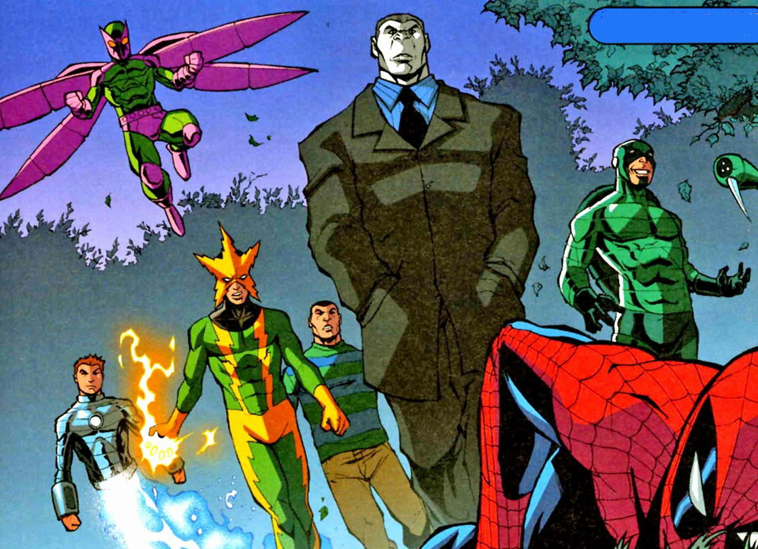 Sinister Six (Earth-9411)/Gallery