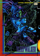 Sleepwalker (Earth-616) from Marvel Universe Cards Series IV 0001