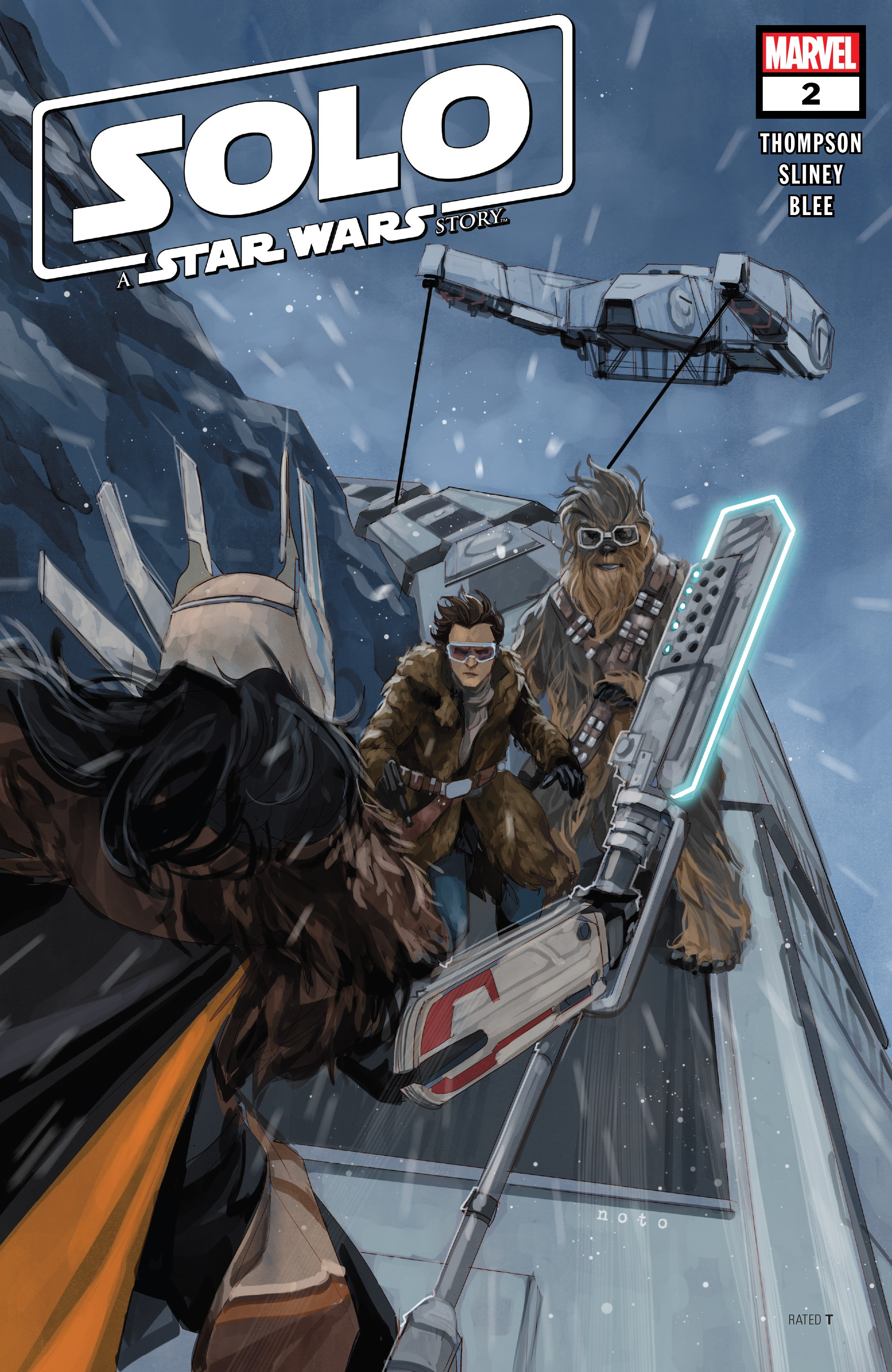 Solo: A Star Wars Story Adaptation Vol 1 2