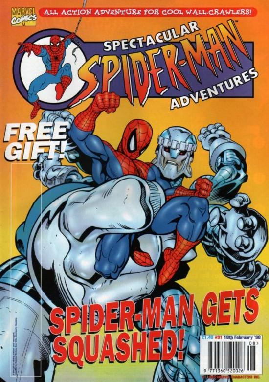 Spectacular Spider-Man (UK) Vol 1 31