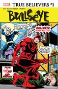 True Believers The Criminally Insane - Bullseye Vol 1 1