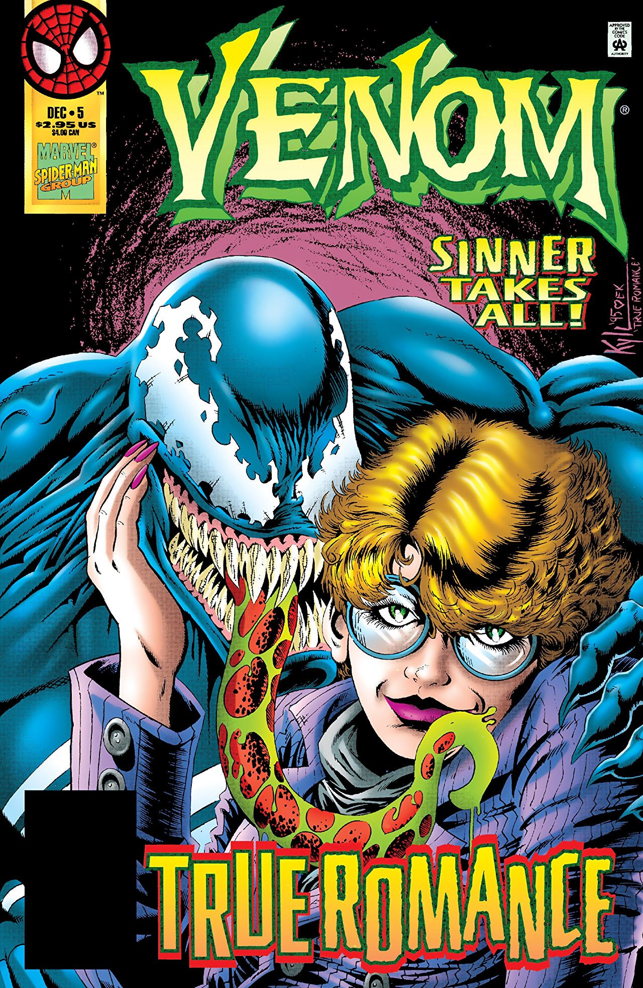 Venom: Sinner Takes All Vol 1 5