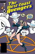 West Coast Avengers Vol 2 41