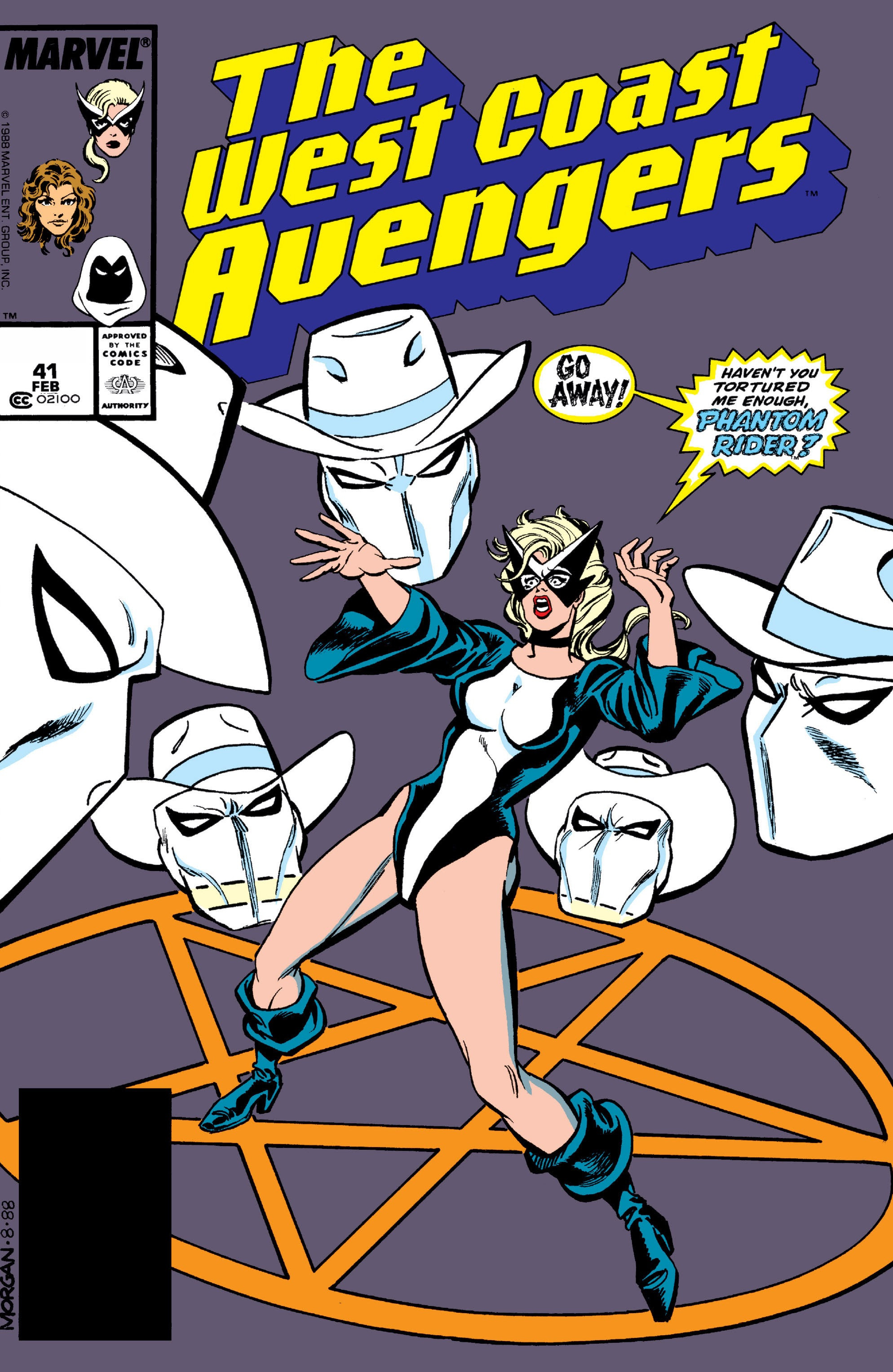 West Coast Avengers Vol 2 41