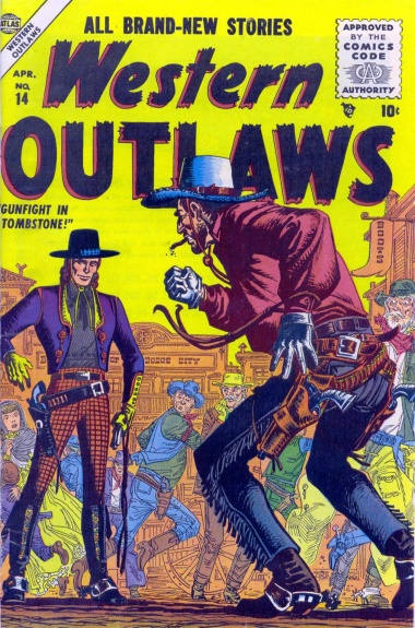 Western Outlaws Vol 1 14