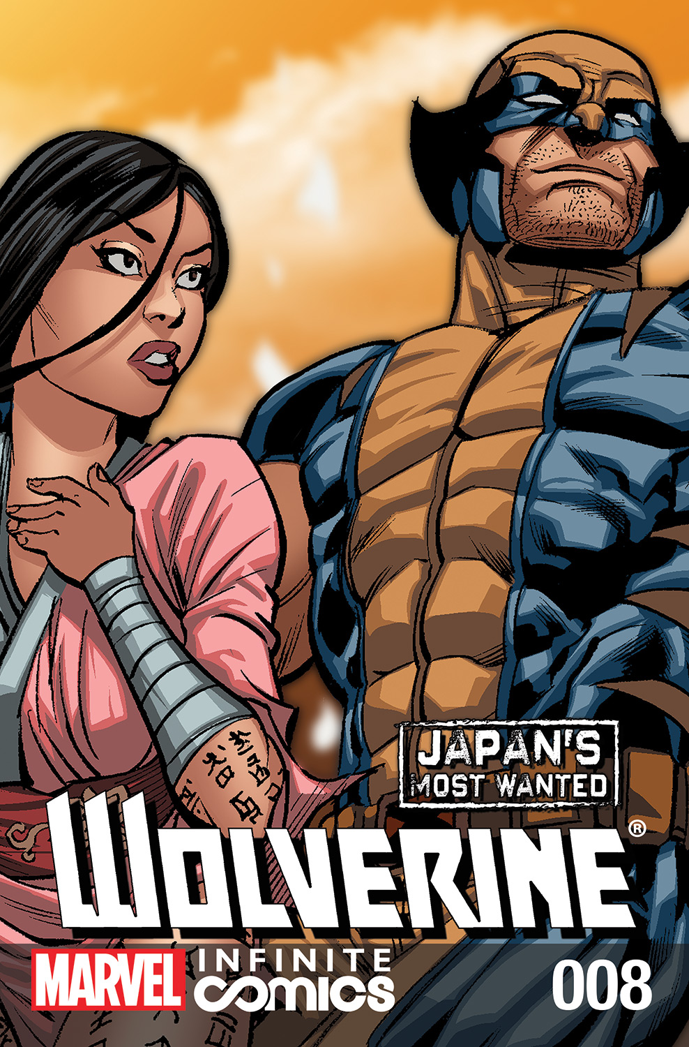 Wolverine: Japan's Most Wanted: Infinite Comic Vol 1 8