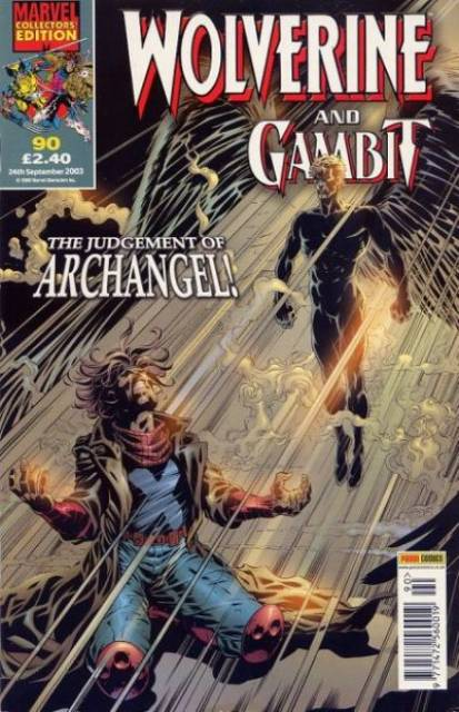 Wolverine and Gambit Vol 1 90