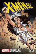 X-Men '92 Infinite Comic Vol 1 8