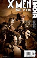 X Men Noir Mark of Cain Vol 1 1