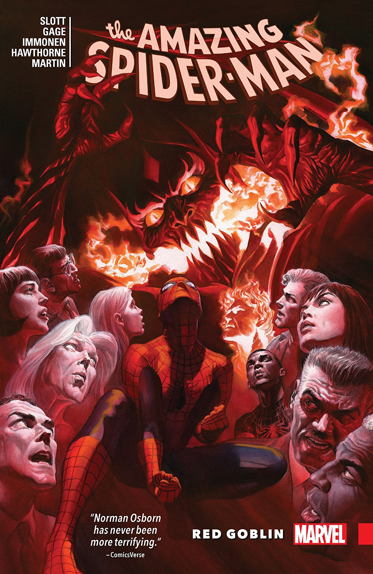 Amazing Spider-Man: Red Goblin TPB Vol 1