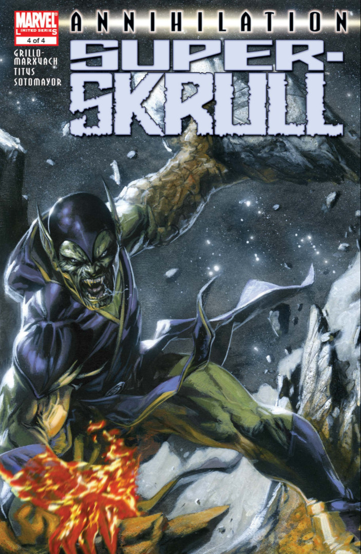 Annihilation: Super-Skrull Vol 1 4