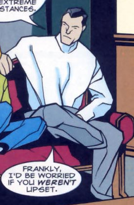 Arthur DeLacourte (Earth-616)