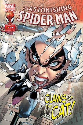 Astonishing Spider-Man Vol 5 3