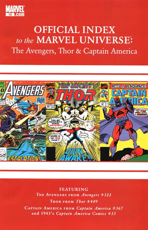 Avengers, Thor & Captain America Official Index to the Marvel Universe Vol 1 10.jpg